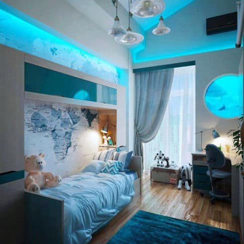 Ideas Of How To Put Kids Bedroom On The Map
