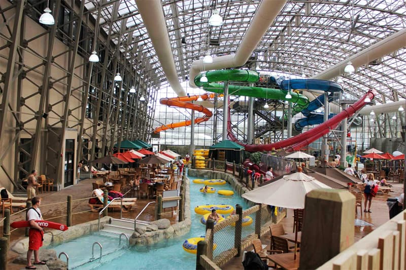 Top 3 World S Largest Indoor Water Parks