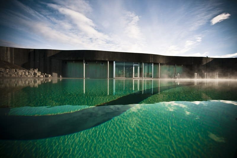 Hofsos Swimming Pool By Basalt Architects Iceland