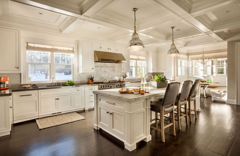 Classic Interiors With A Fresh Look Connecticut Usa