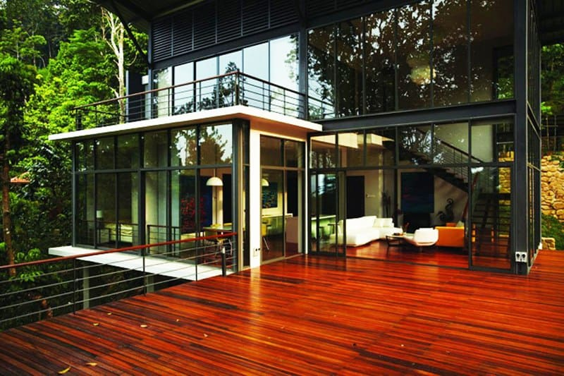 forest architecture designs dwelling houses contemporary awesome architect designrulz residence