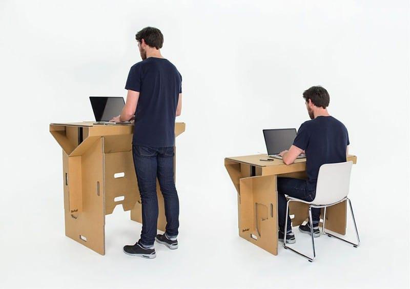 refold-portable-cardboard-standing-desk-designrulz (7)