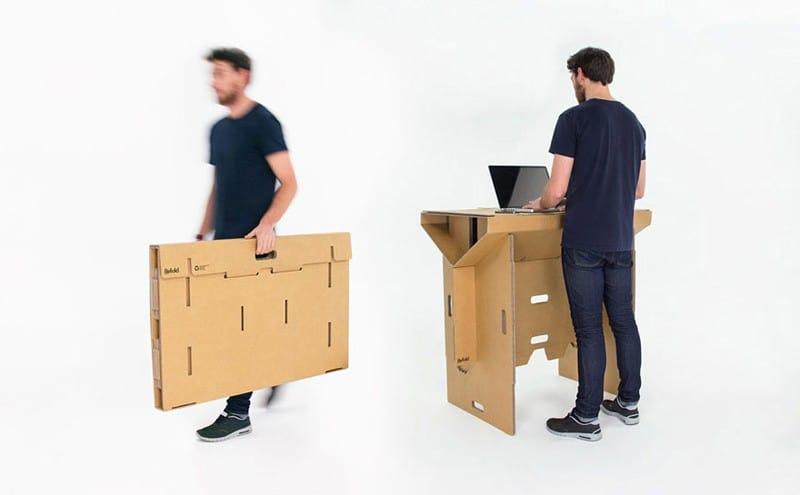 refold-portable-cardboard-standing-desk-designrulz (9)