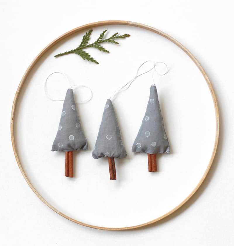 Easy Pieces Handmade Holiday Ornaments (1)