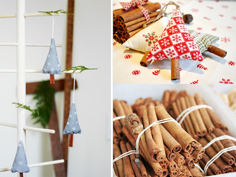 Easy Pieces Handmade Holiday Ornaments (8)