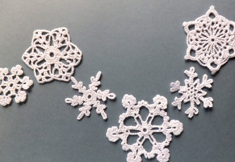 Easy Pieces Handmade Holiday Ornaments (9)