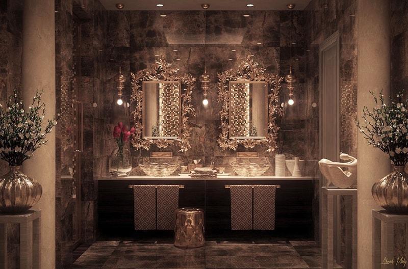 Amazing Luxury Bathroom Design Ideas For Your Private Heaven