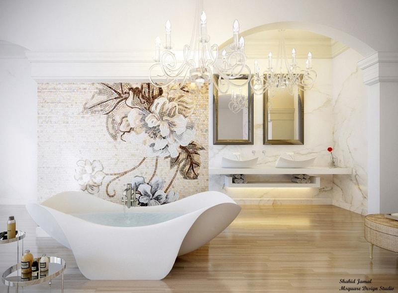 Amazing luxury bathroom design ideas for your private heaven for Bathroom heaven