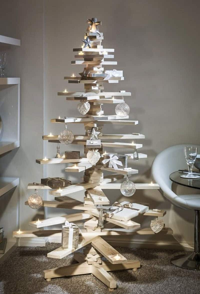 christmas pallets tree designrulz (2)