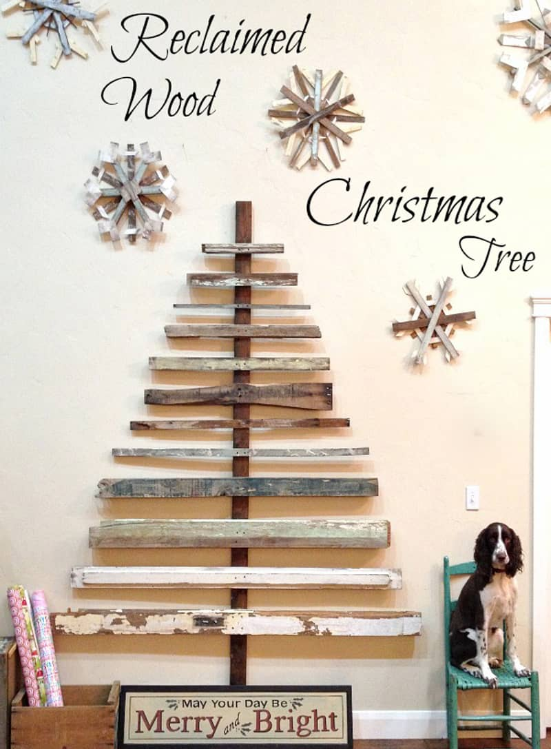 christmas pallets tree designrulz (7)