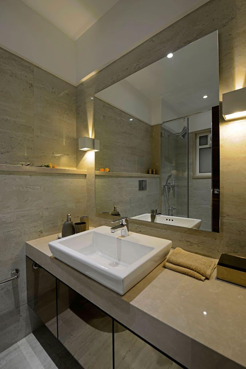 Modern Luxury Interior Design In India Ridgewood By GA