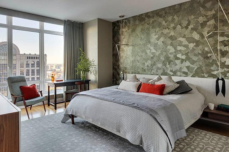Modern Apartment Decor By Andra Birkerts Design Usa