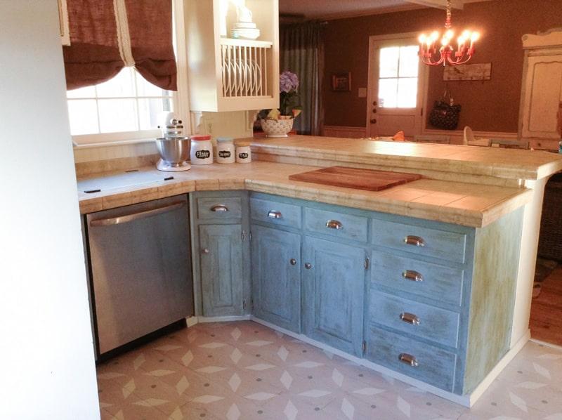 turquoise Kitchen (1)