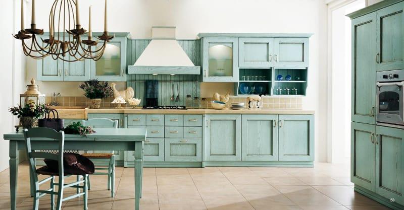 Period Living Cottage Kitchen
