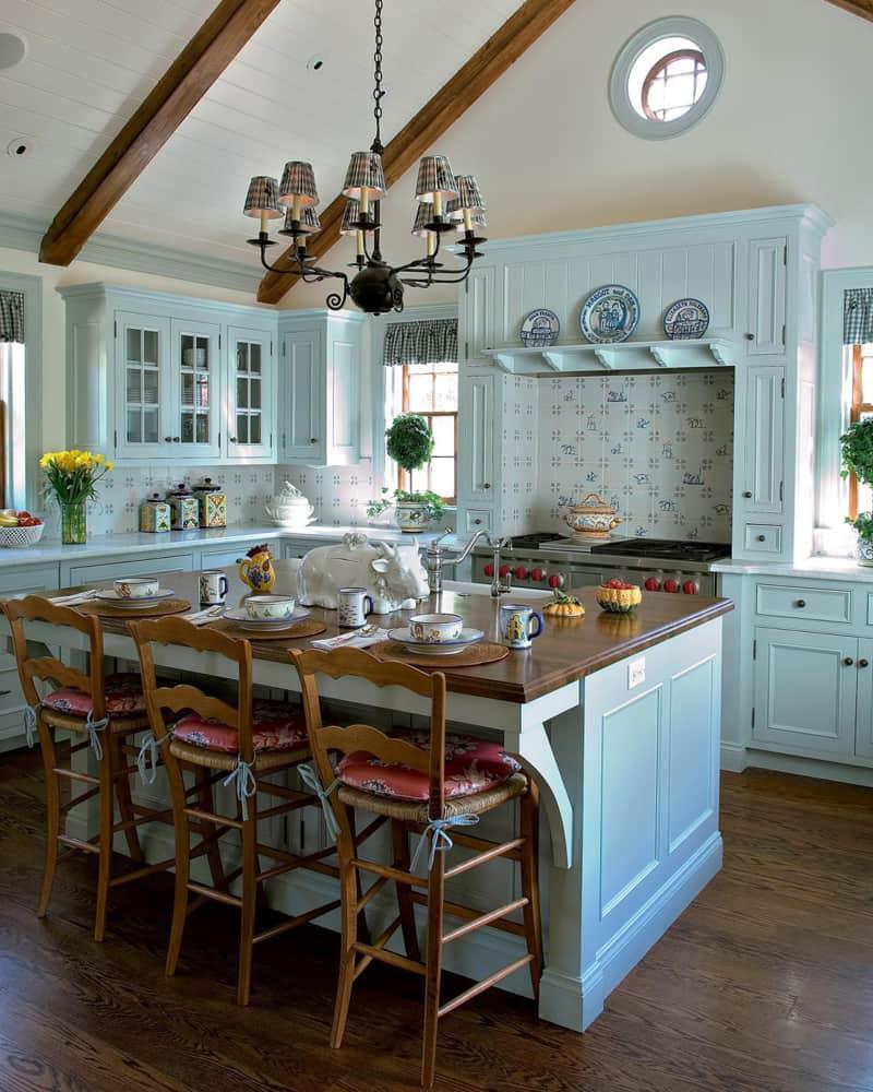 turquoise Kitchen (2)