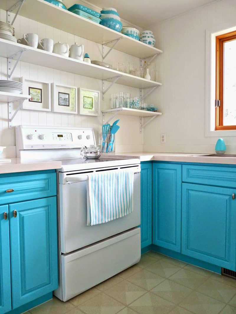 turquoise Kitchen (5)