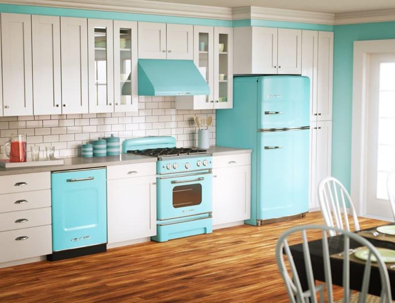 turquoise Kitchen (9)