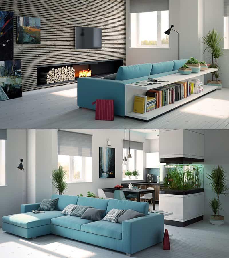 wonderful living room designs | 20 Wonderful Living Room Design Ideas
