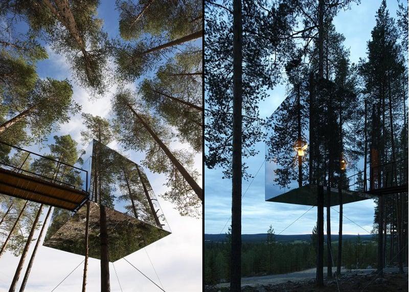 1 Mirror-Treehouse-In-Sweden-1 (4)