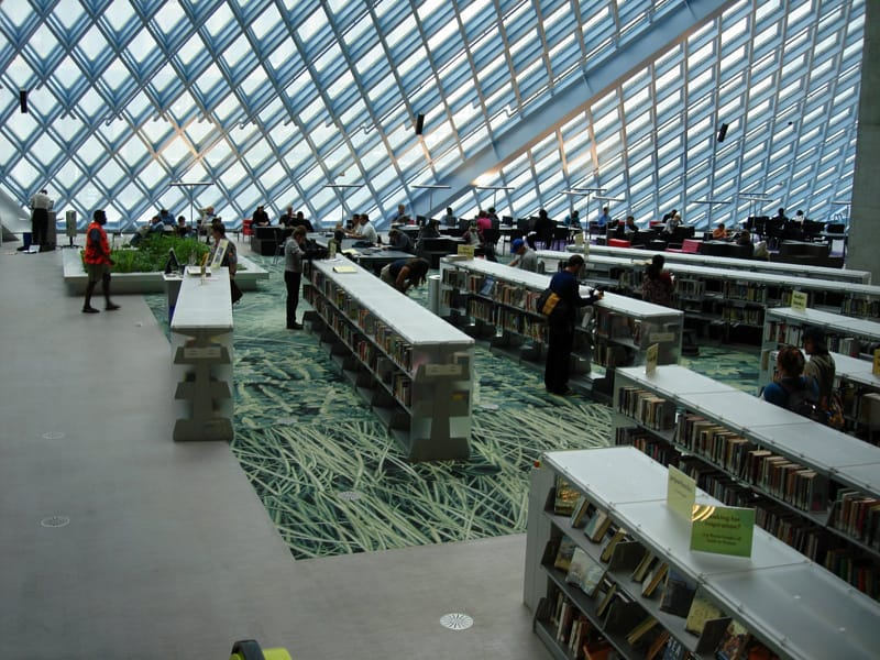 A Library Designed for the Post-Print Era (3)