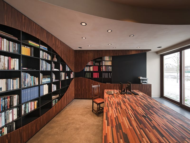 A Library Designed for the Post-Print Era (5)