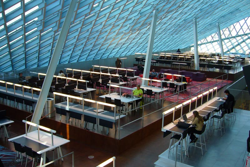 A Library Designed for the Post-Print Era (6)