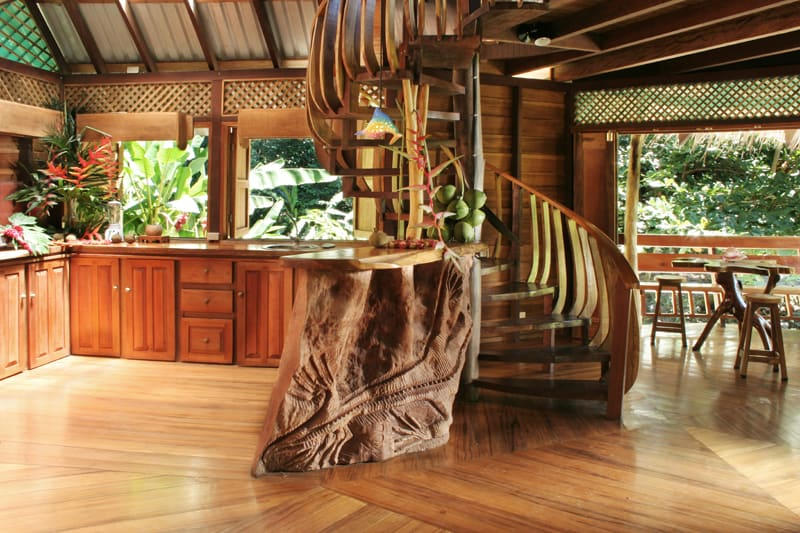 Natural And Eco Friendly Tree Houses For Rent In Costa Rica