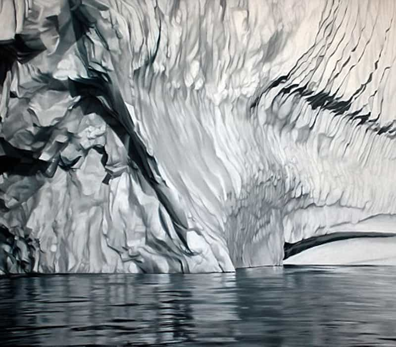 Incredible Finger-Painting Artwork by Zaria Forman (6)