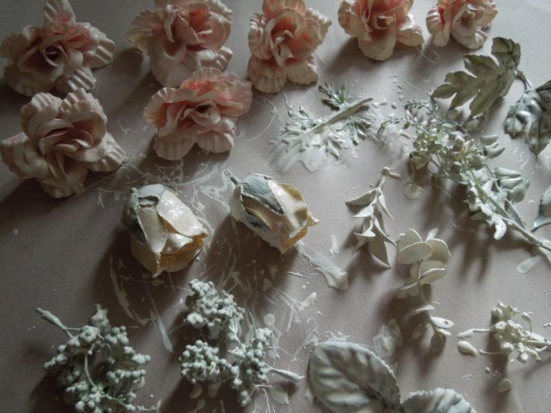 Plaster of Paris Flowers designrulz (10)