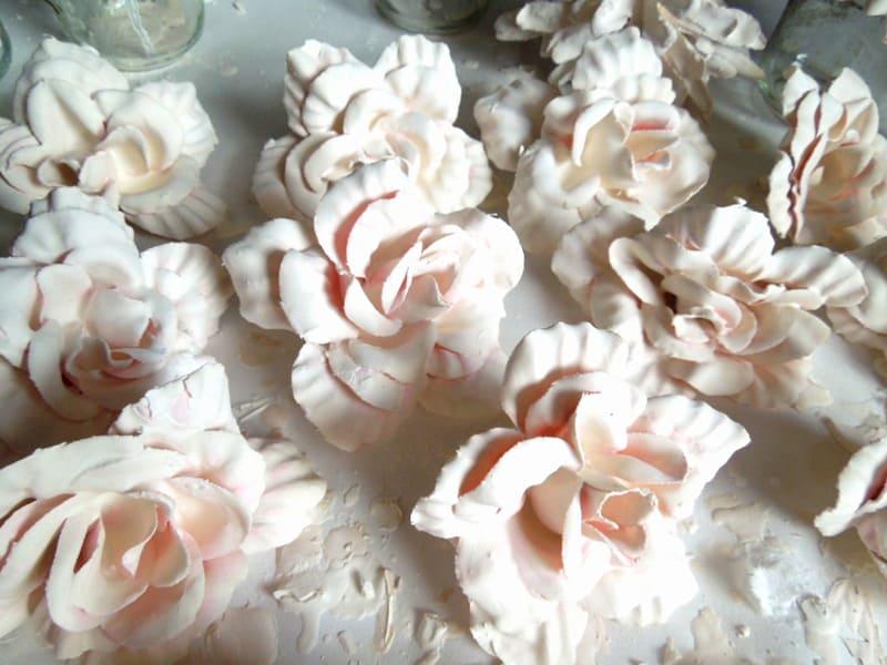 Plaster of Paris Flowers designrulz (11)