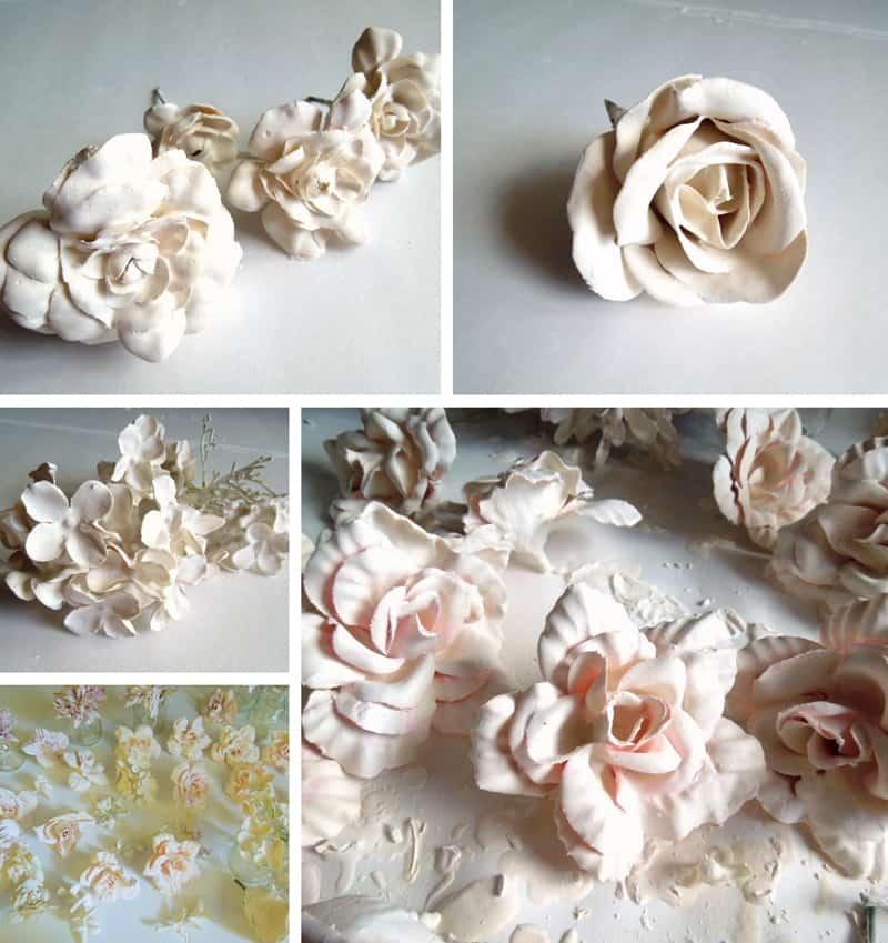 Plaster of Paris Flowers designrulz (15)