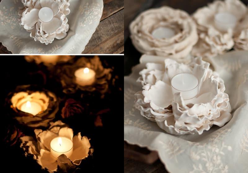 Plaster of Paris Flowers designrulz (2)