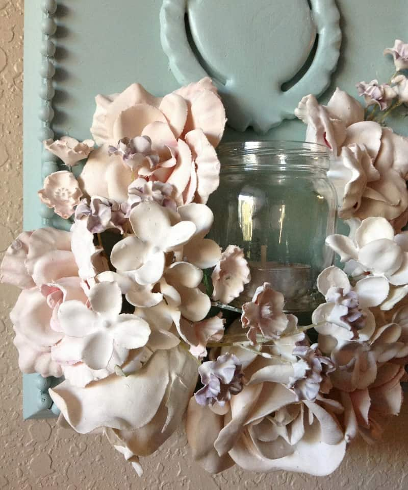 craft ideas with plaster of paris diy plaster dipped flower votives 7633