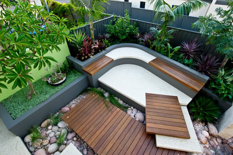 40 wonderful stunning landscape design ideas for your for Great small garden designs
