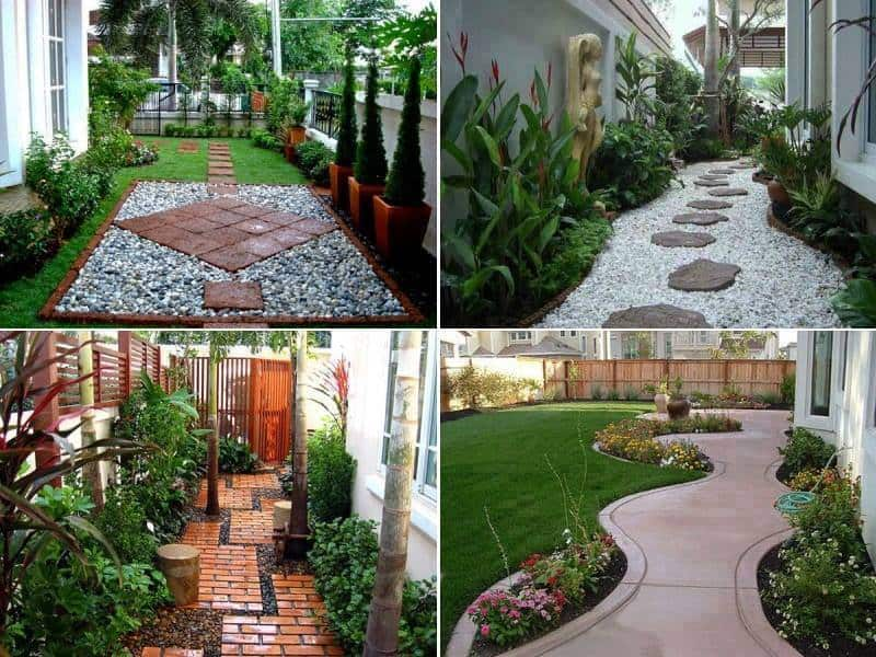 40 Wonderful Stunning Landscape Design Ideas for Your ... on Small Landscape Garden Design  id=20532