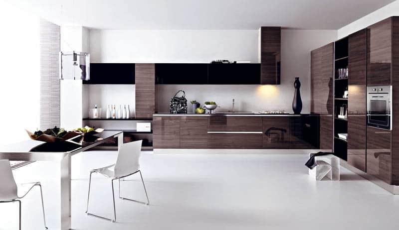 kitchen with large windows designrulz (1)
