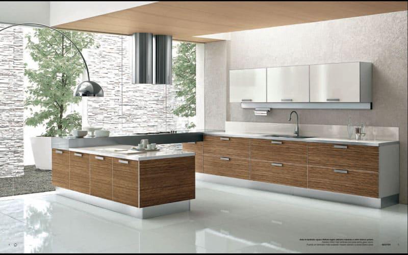 kitchen with large windows designrulz (17)