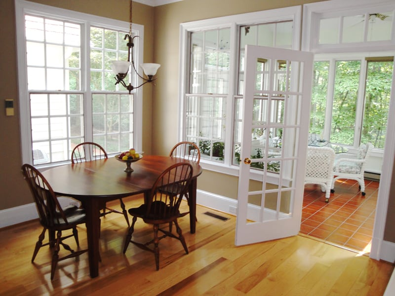 kitchen with large windows designrulz (32)