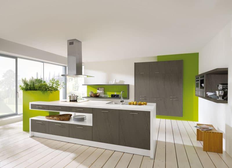 kitchen with large windows designrulz (4)