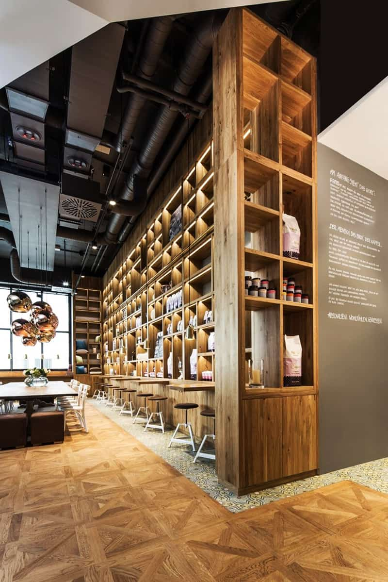 Have a snack in the heart of stuttgart pano brot and kaffee - Interior leather bar free online ...