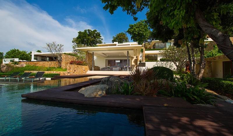 For Rent Amazing Villa With Infinity Pool Koh Samui