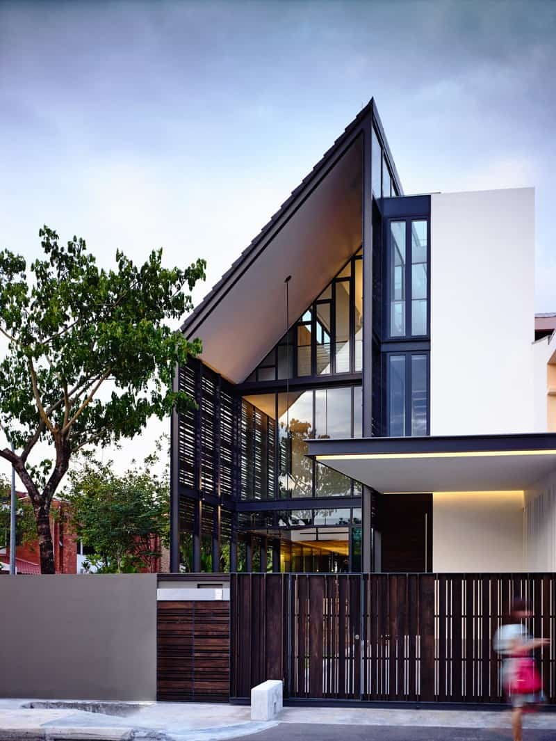 singapore architects hyla architecture lines light designrulz