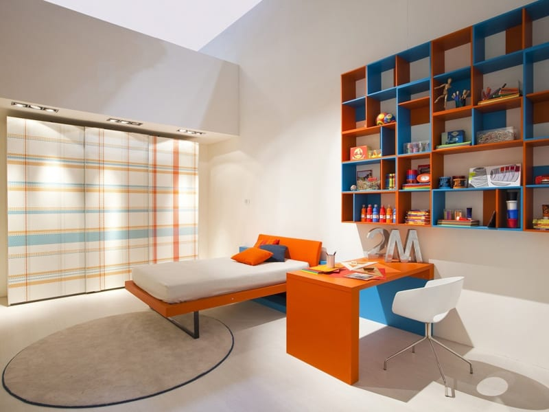... Space Saving Kids Rooms_designrulz (10) ... & 30 Transformable Kids Rooms with this Amazing Space Saving Furniture