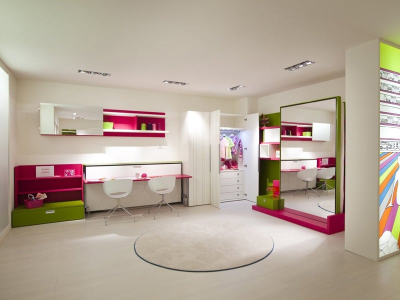 ... Space Saving Kids Rooms_designrulz (4) ...