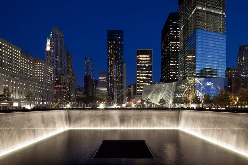 Great Monuments And Memorials Of Terrorist Attacks Around
