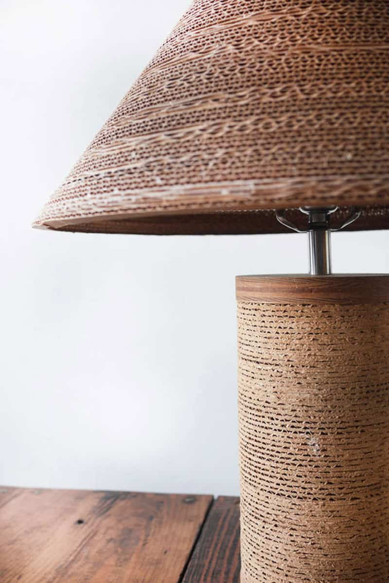 Woven Pendant Lamp Shade