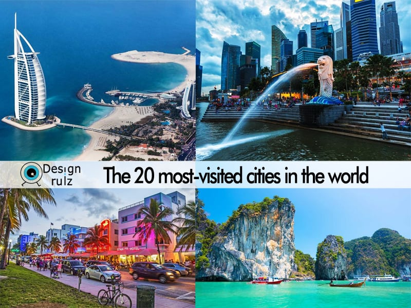 The 20 Most Popular Cities In The World To Visit In 2014