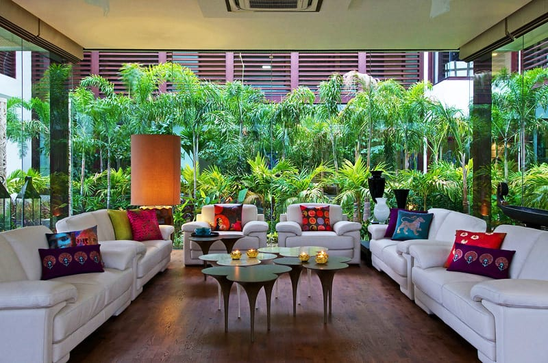 home and garden living rooms 35 indoor garden ideas to green your home 23010