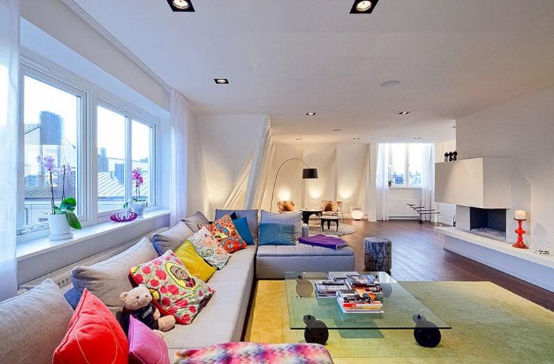 Beautiful Residence Flaunting Modern Scandinavian Style and Technology