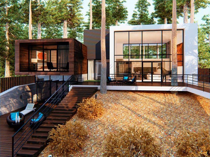 5 Modern Houses That Stand The Test Of Time